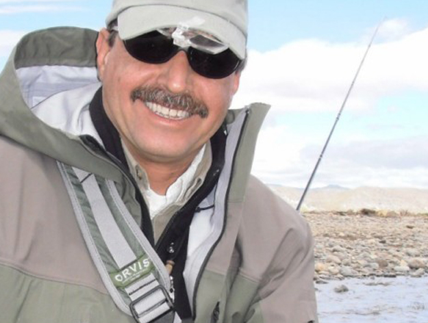 Captain Joe Demalderis, Fly Fishing Guide